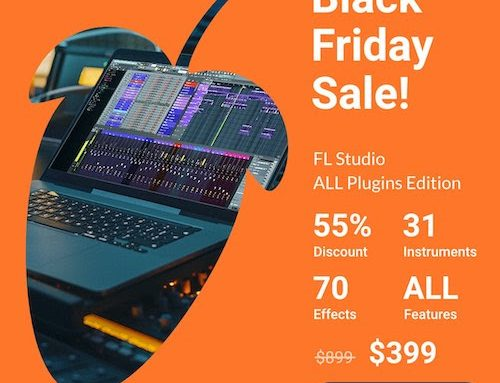 FL Studio Black Friday SALE