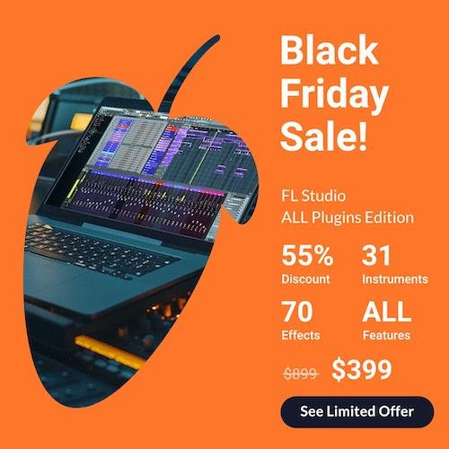 FL Studio Black Friday SALE